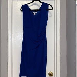 Diane Vin Furstenberg Cobalt blue dress size 8
